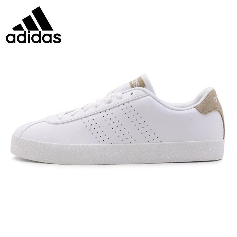 Prix pour Original Nouvelle Arrivée 2017 Adidas NEO Étiquette Cour Vulc Hommes de Planche À Roulettes Chaussures Sneakers
