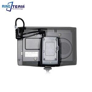 Замена Sony F серии держатель для аккумулятора держатель адаптер пластина для NP F570 F750 F970 для ЖК-цифровой зеркальной камеры HDMI монитор BMCC