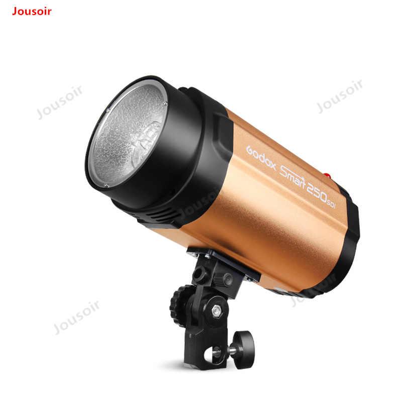 Godox 250 W kit luz do flash 750 w três-lâmpada Vida ainda mesa de tiro estúdio conjunto de flash softbox retrato tiro equipmenCD50T03