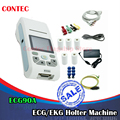 Contec Manufacturer  cms90A ECG90A a2.83''color LCD ECG90A Handheld 12-lead ECG Electrocardiograph Portable ECG Machine Connect