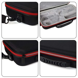 Image 5 - SUNNYLIFE לdji Mobile2 מאחז Gimbal אחסון נשיאת תיק תיק מגן מקרה חבילה עבור DJI אוסמו נייד 2 אביזרים