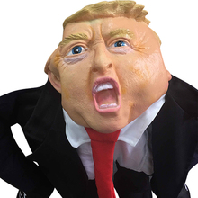 Donald Trump Pants Party Dress Up Ride On Me Mascot Costumes
