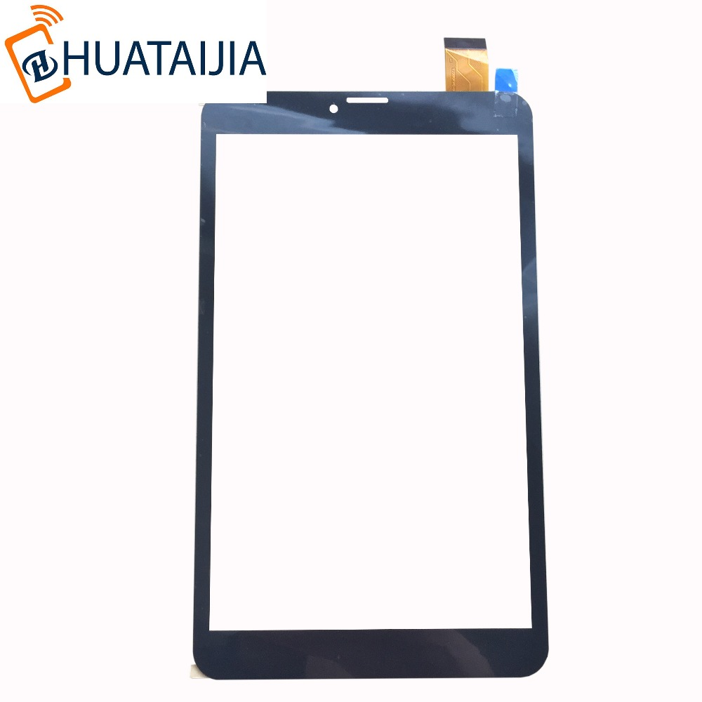 New For 8 DEXP Ursus Z380 3G Tablet Capacitive touch screen digitizer glass touch panel Sensor replacement Free Shipping new touch screen for 7 dexp ursus a370i tablet touch panel digitizer glass sensor replacement free shipping