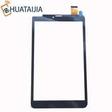 "Nuevo Para 8 ""DEXP Ursus Z380 3G pantalla táctil Capacitiva de la Tableta táctil de cristal digitalizador reemplazo del Sensor Del panel Envío gratis"