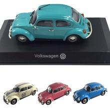 Wysoka symulacja Retro chrząszcz samochód, 1:43 modele samochodów ze stopów, metalowe diecasts, kolekcja pojazdy zabawkowe, darmowa wysyłka