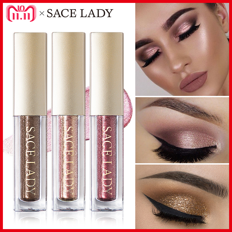 SACE LADY Glitter Eyeshadow Makeup Liquid