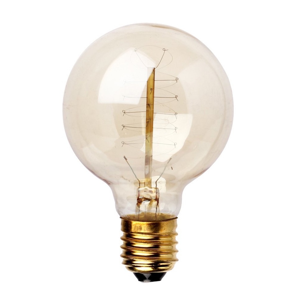 Lâmpadas Incandescentes e27 220 v 40 w Light Incandescent Wattage : Edison Bulbs 40w