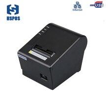 58mm lan port thermal receipt font b printer b font high speed USB POS font b