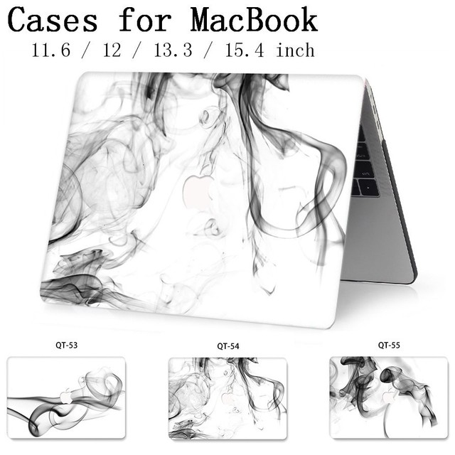 2019 New For Laptop Notebook MacBook Case Sleeve Cover Tablet Bags For MacBook Air Pro Retina 11 12 13 15 13.3 15.4 Inch Torba