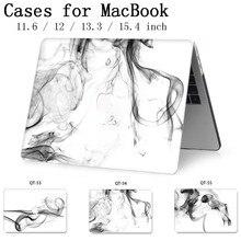 2019 Nuovo Per Il Computer Portatile Notebook MacBook Copertura Della Cassa Del Manicotto Tablet Per MacBook Air Pro Retina 11 12 13 15 13.3 15.4 Pollici Torba