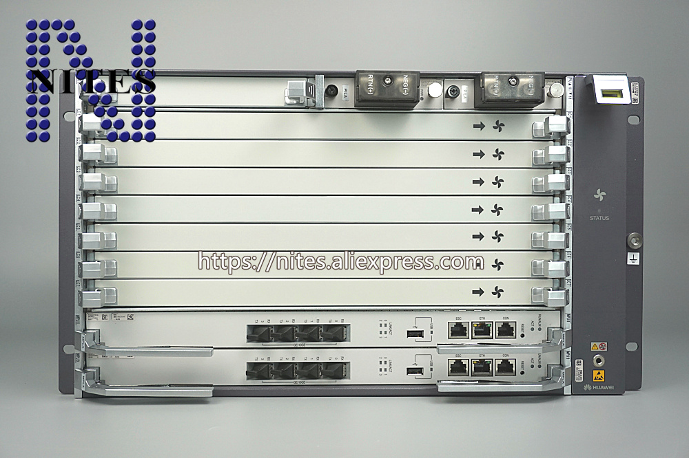 Hua Wei Olt Smartax Ma5800-x7 Included 2*pila And 2*mpla And 2*16 Ports Boards Gphf With 16 C Telecom Parts Sfp Sophisticated Technologies