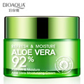 Aloe repair essence cream hydrating oil-control clear pores