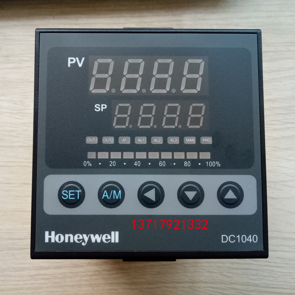 DC1040CT-701000-E American original authentic Honeywell temperature controller PID temperature controller original honeywell temperature controller dc1040ct 301000 e