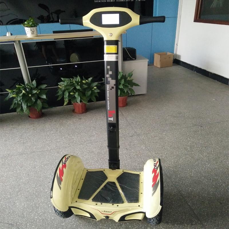 2 roues auto équilibrage scooter 15 pouces hoverboard intelligent haute puissance durable puissance scooter électrique réglable hover board