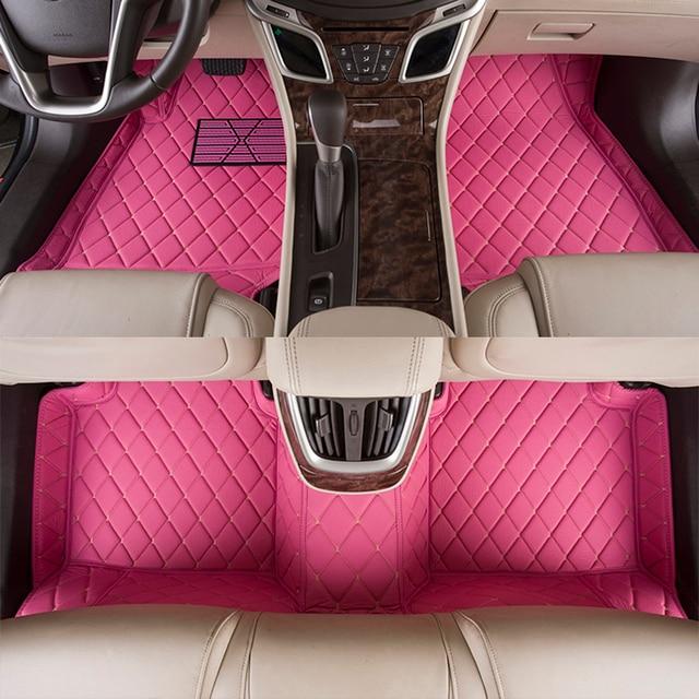 Aliexpress Com Buy Car Floor Mats Specially For Audi A1 A3 A4 A5
