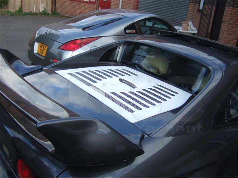 Автостайлинг авто аксессуары FRP стекловолокно черный гель капот двигателя подходит для 1991-1995 MR2 SW20 F355-Style крышка двигателя