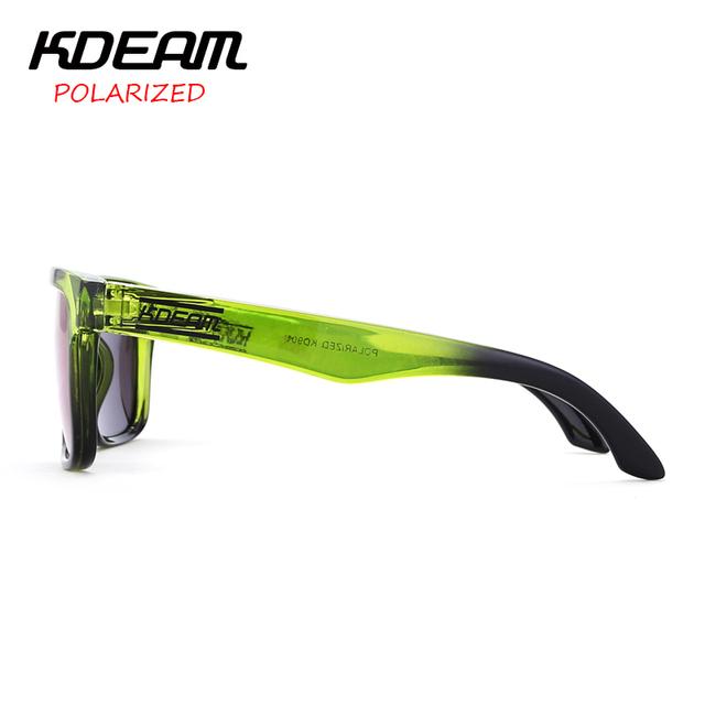 KDEAM KD901P Polarized Sunglasses