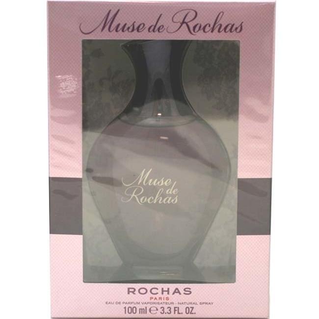 MUSE DE ROCHAS by Rochas for Women EAU DE PARFUM SPRAY 3.3 oz / 100 ml oxford bleu eau de parfum spray 3 4 oz 100 ml for men