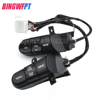 Auto part Steering Wheel Audio Control Switch 36770 SNA A12 36770SNAA12 Cruise Switch For Honda Civic 2006 2007 2008