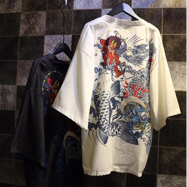 Women's summer 2016 new wind jacket female Japanese kimono cardigan jacket