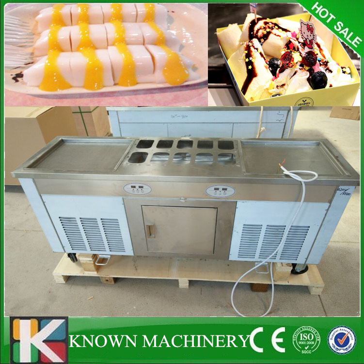 2017 new arrival top quality as well as high efficiency commercial fried ice cream machine for sale2017 new arrival top quality as well as high efficiency commercial fried ice cream machine for sale