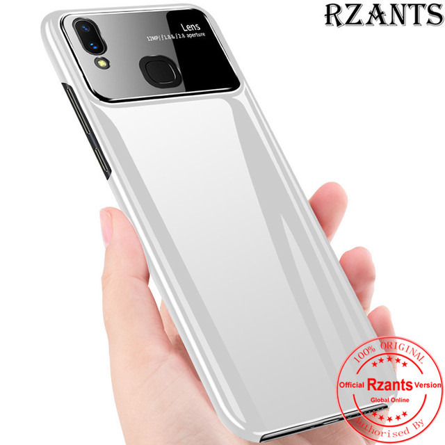 timeless design 09d83 ec32d US $4.89 |Rzants Phone Case For VIVO V9 / V9 Youth Full Protection Camera  Tempered Glass PC Hard Back Cool Cover For VIVO V9 / V9 Youth-in ...