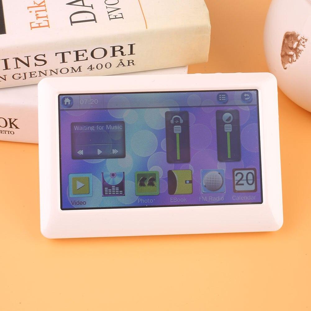 Lecteur de musique multimédia 8 GB MP5 FM lecteur vidéo Radio MP4/MP3 Portable Premium
