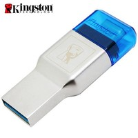 Original Kingston Micro SD Card Reader USB 3 1 High Speed Type A And Type C