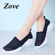 a942c3868c6 Nadie llamado mocasines de mujer zapatos planos zapatos de verano de 2019  respirar de malla de
