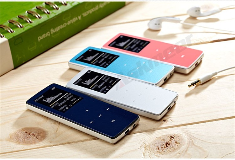 ONN W6 Rechargeable 8GB Bluetooth MP3 Player Mini Sport Mp3 HIFI Lossless Music Media Audio Player with 1.8 TFT Screen Fm Radio (18)