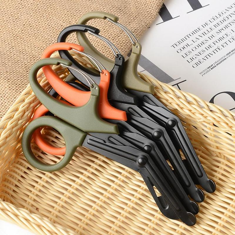 1Pc Nurse EMT Medical Shears Bandage Paramedic Trauma Scissors Doctor First Aid Emergency Tactical Medical Equipment