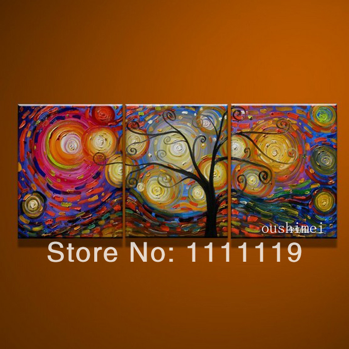 Abstract Easy Oil Painting Images Popular Century
