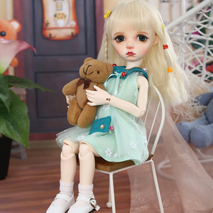 Image 3 - AImd 3.0 Colette 1/6 BJD SD 인형 바디 걸스 보이즈 수지 피규어 isoom ball jointed Doll
