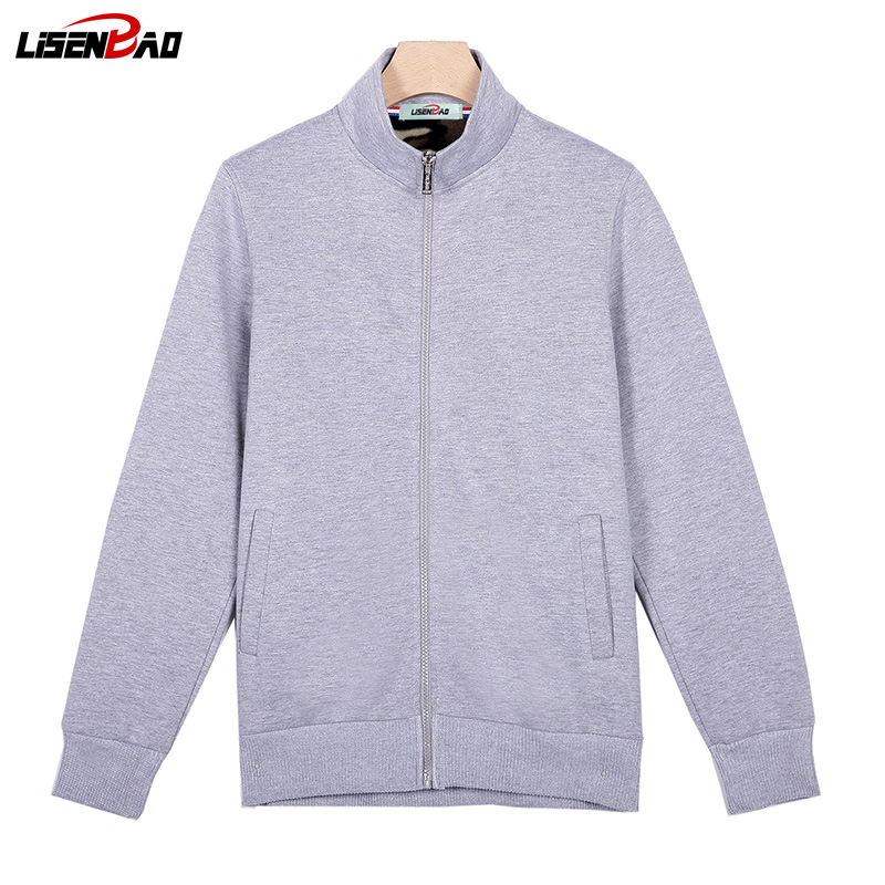 LiSENBAO 2017 new autumn Winter fashion bape hoodies men casual hip hop cotton thicken m ...