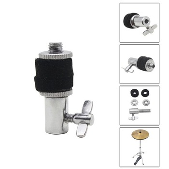 Hi-Hat Clutch For Hi Hat Cymbal Alloy Standard Jazz Drum Percussion Instrument Parts & Accessories New musical instrument 16 crash cymbal
