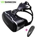 """3D VR Shinecon 2.0 Виртуальной Реальности Очки шлем Окно Очки Случае Google Картон Для 4.7-6.0 """"iOS Android телефон + Игры Геймпад"""