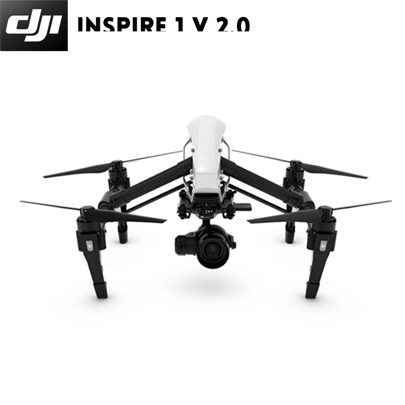 DJI Inspire 1 V2.0 Quadcopter Drone V2 Zenmuse X3 – 4K HD Camera & 3 Axis Gimbal