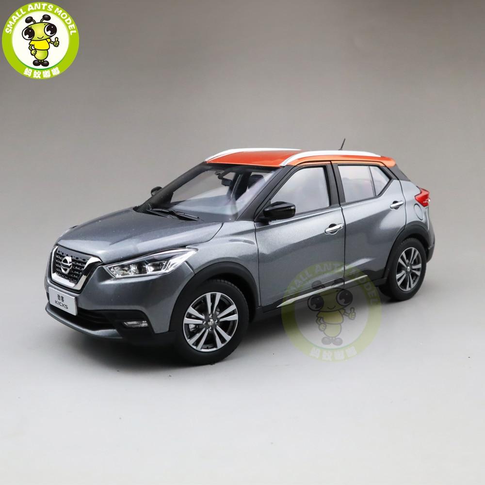 1 18 Nissan Kicks Diecast Metal Car Model Toys kids Boy Girl Gift Collection Hobby
