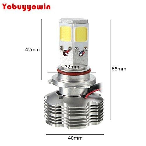 110W 12000LM Cree COB Chips Auto Car LED Headlight 9006/HB4 9005/HB3 6000K High Power Conversion Leds Headlamp Light Bulbs Kit