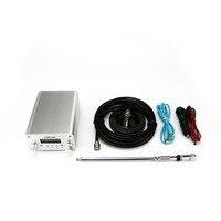 T15B 5 Вт/15 Вт PC Управление Bluetooth FM стерео PLL Беспроводной передатчик Kit + аудио кабель + Автомобильный присоски антенна