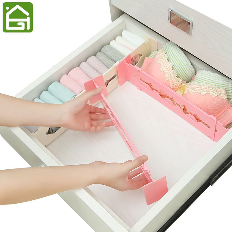 22 Birch Pull Out Shelf Kit One Shelf 1 4 Bottom: Aliexpress.com : Buy Adjustable Expendable Drawer Dividers