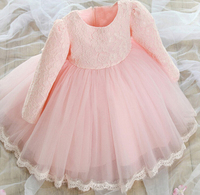 girl wedding dress girls 2018 lace Flower Christening Wedding Party Pageant Dress Baby and Toddler dress 3 12 ys Child Ball Gown