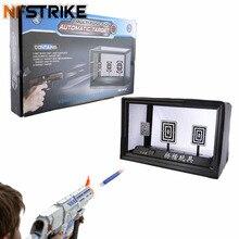 Electric Score Target for Nerf Toys Soft Bullets Blaster - Black