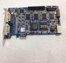 16channel PCI-E  V8.5 DVR card  supports windows 7 &32 64bit supports VISTA  video capture card  PC System dvr card