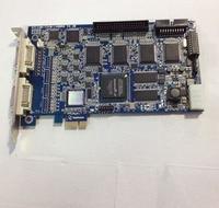 16channel PCI E V8.5 DVR card supports windows 7 &32 64bit supports VISTA video capture card PC System dvr card