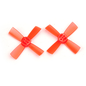 2 pairs 1735 Propeller 1.7 inch 43mm PC