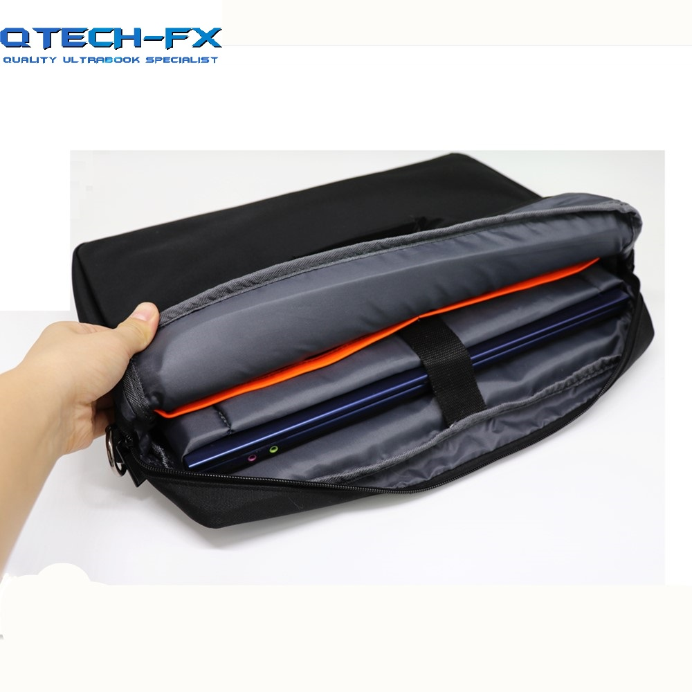 Professional 14 15 15.6 Computer Handbag Nylon Laptop Bag Business Style High Quality Nylon For QTECH DELL HP Lenovo Millet
