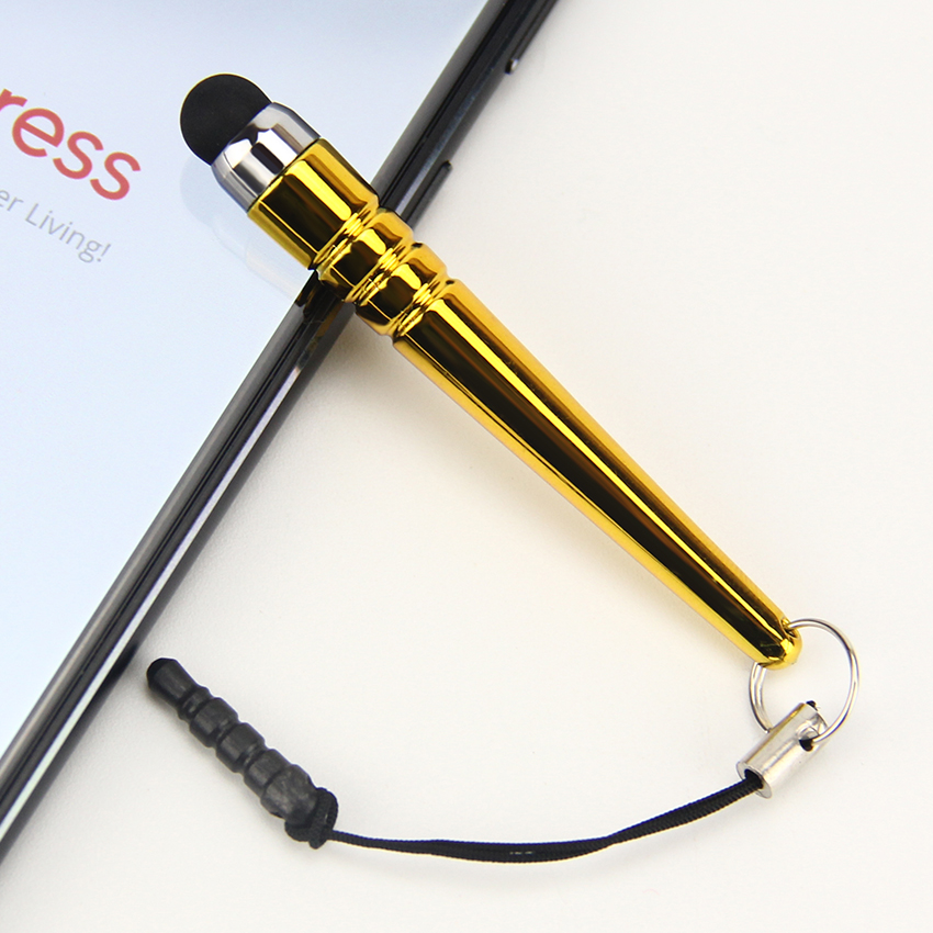 3000ocs/lot Baseball Capacity Style Stylus Touch Pen For Iphone For Ipad Etc Mobile Phone Touch Pen For Samsung Htc For Tablet