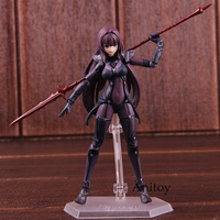 Fate Grand Order Fate Scathach Lancer Figma 381 PVC FGO Figure Action Collectible Model Toy