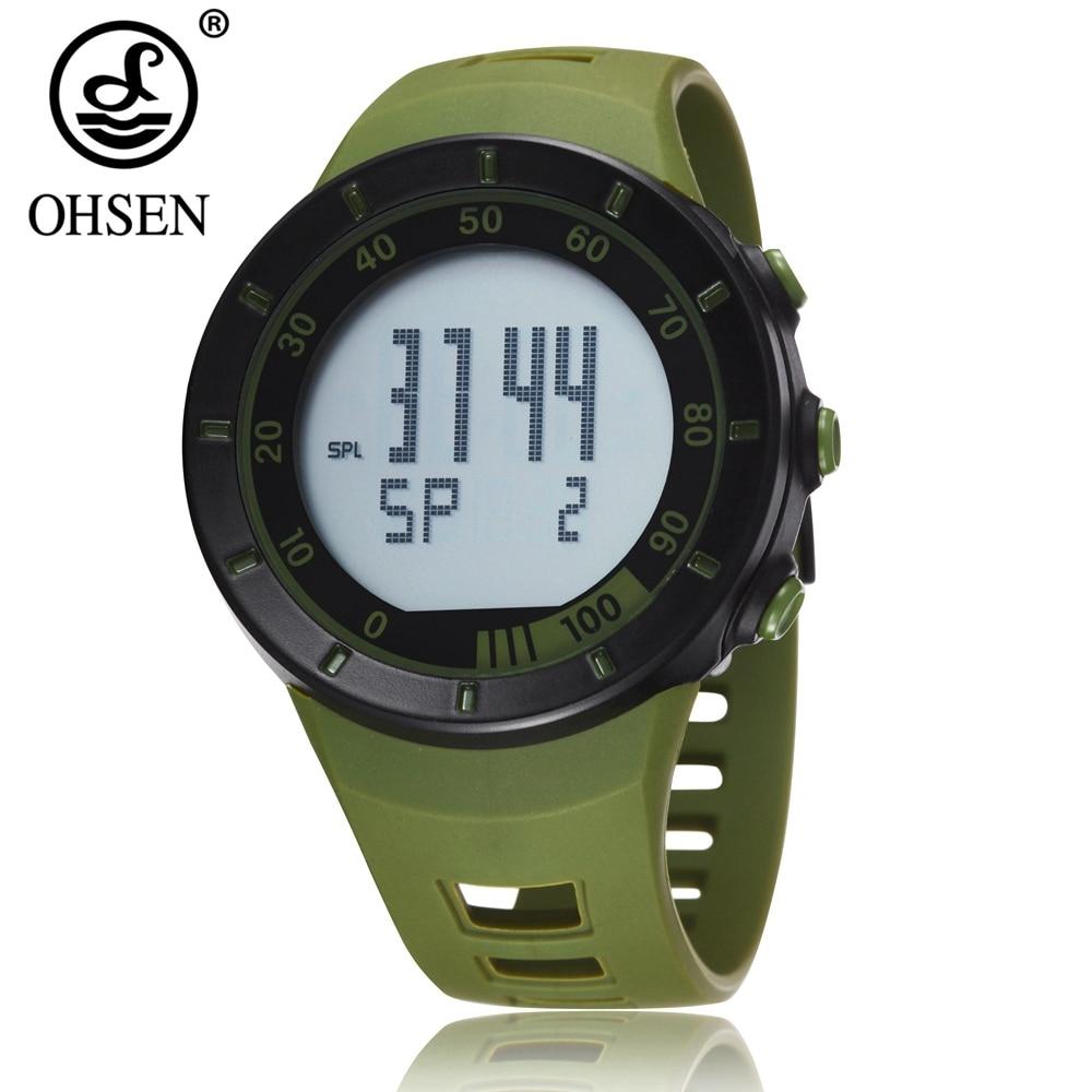 new 2017 ohsen electronic digital led boys men wristwatch